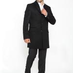 Płaszcz męski - FRIZBI